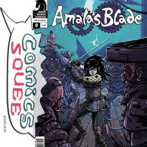 Podcast Track Image - Amala's Blade
