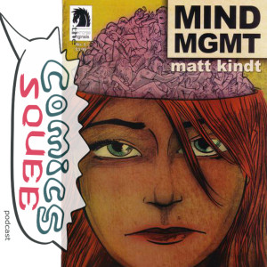 Podcast Track Image - Mind MGMT Vol 2
